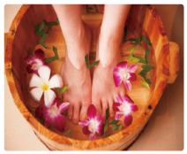 Foot Spa (Reflexology) 30 min