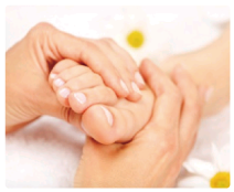 Legs and Feet (Reflexology)